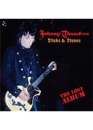 Johnny Thunders - Sticks And Stones (Music CD)