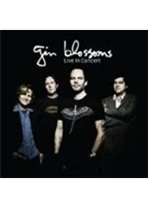 Gin Blossoms - Live In Concert (Music CD)