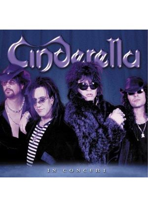 Cinderella - In Concert (Live Recording) (Music CD)