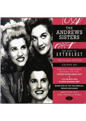 Andrews Sisters (The) - Best of Anthology (+2DVD) (Music CD)