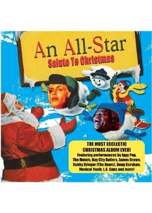 Various Artists - All-Star Salute to Christmas (Music CD)