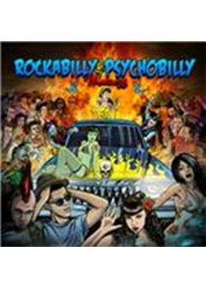 Various Artists - Rockabilly & Psychobilly Madness (Music CD)
