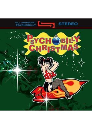 Various Artists - Psychobilly Christmas (Music CD)