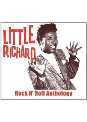 Little Richard - Rock N' Roll Anthology (+2DVD) (Music CD)