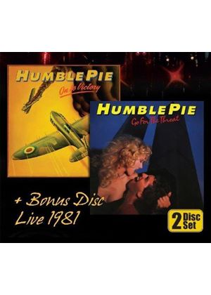 Humble Pie - On to Victory/Go for the Throat (Music CD)