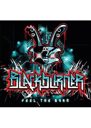 Blackburner - Feel the Burn (Music CD)