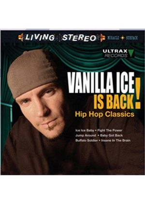 Vanilla Ice - Is Back! Hip Hop Classics (Remixes) (Music CD)