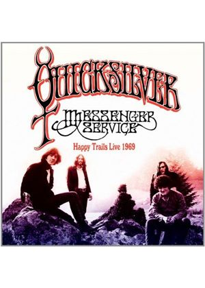 Quicksilver Messenger Service - Happy Trails Live 1969 (Live Recording) (Music CD)