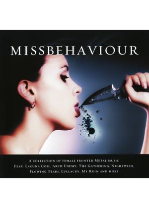Various Artists - Missbehaviour (Women in Metal/+2DVD) (Music CD)