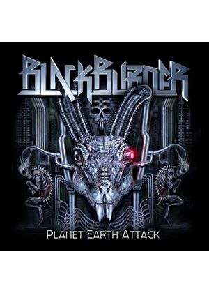 Blackburner - Planet Earth Attack (Music CD)