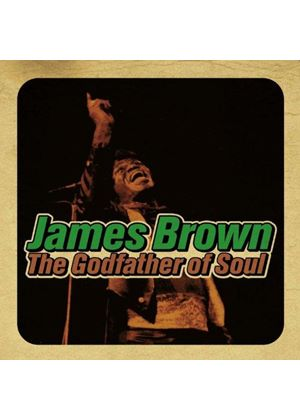 James Brown - Godfather of Soul (Live Recording/+2DVD) (Music CD)