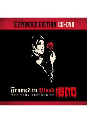 69 Eyes (The) - Framed In Blood (the Very Blessed of the 69 Eyes/+2DVD) (Music CD)