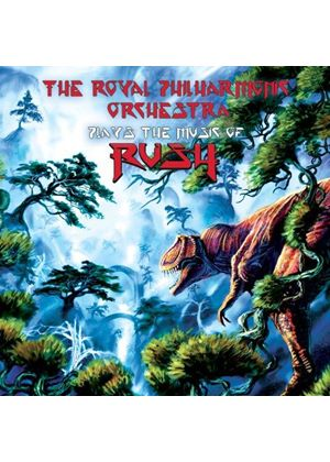 Royal Philharmonic Orchestra - Plays the Music of Rush (Music CD)