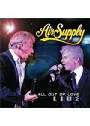 Air Supply - All Out Of Love Live (+DVD)