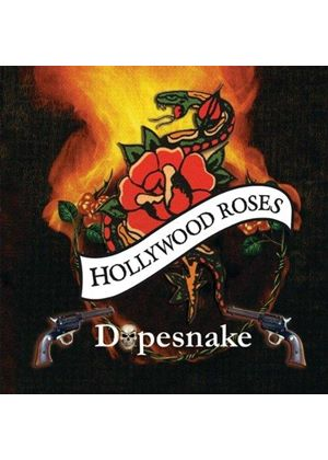 Hollywood Rose - Dopesnake (Music CD)