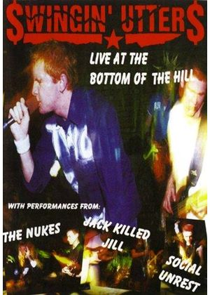 Swingin' Utters - Live at the Bottom of the Hill (Live Recording/+DVD)
