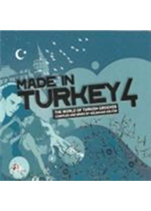Various Artists - Made In Turkey Vol.4 (Music CD)