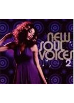 Various Artists - New Soul Voices 2 (Music CD)