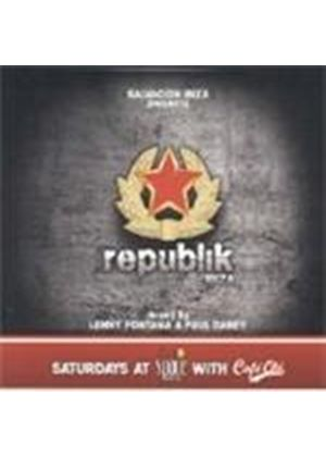 Lenny Fontana & Paul Darey - Republik Ibiza (Music CD)