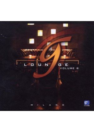 Various Artists - G Lounge Milano, Vol. 8 (Music CD)