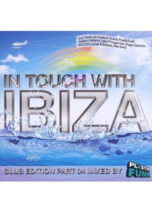 Plastik Funk - In Touch with Ibiza 4 (2CD) (Music CD)