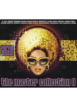 Various Artists - Purple Music The Master Collection, Vol. 8 (Music CD)