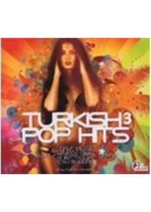 Various Artists - Turkish Pop Hits Vol. 3 (Music CD)