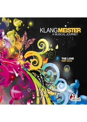 Klangmeister - Musical Journey (The Love/Mixed by Klangmeister) (Music CD)