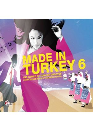 Gülbahar Kültür - Made in Turkey 6 (Music CD)