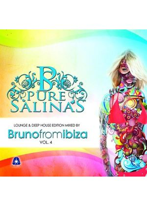 Various Artists - Pure Salinas, Vol. 4 (Mixed by Bruno from Ibiza) (Music CD)