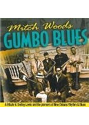 Mitch Woods - Gumbo Blues (Music CD)