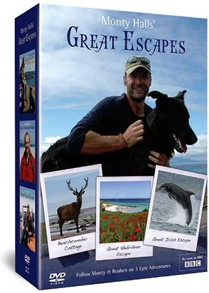 Monty Halls Great Escapes Box Set