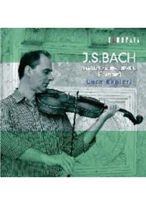 J.S. Bach: The Six Solo Suites, Viola Version (Music CD)