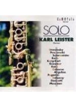 Karl Leister - Solo