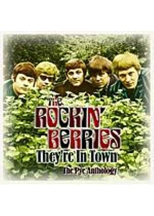 The Rockin Berries - Theyre In Town - The Pye Anthology (Music CD)