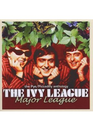 The Ivy League - Major League (Music CD)