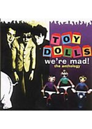 The Toy Dolls - Were Mad - Anthology (Music CD)