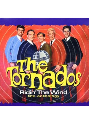 The Tornados - Ridin The Wind (Music CD)