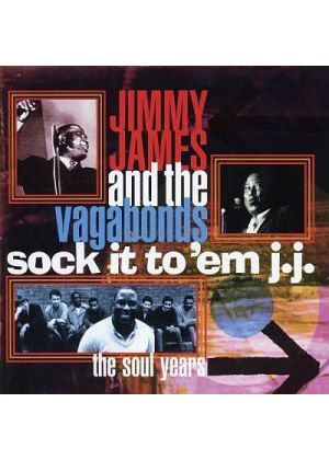 Jimmy James And The Vagabonds - Sock It To em Jj (Music CD)