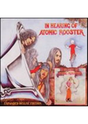 Atomic Rooster - In Hearing Of [Bonus Tracks] (Music CD)