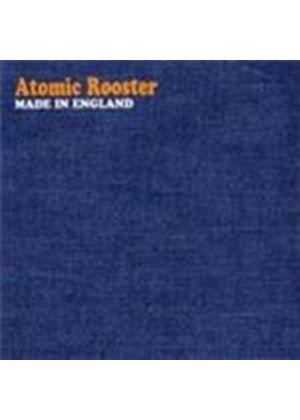 Atomic Rooster - Made In England [Remastered] (Music CD)