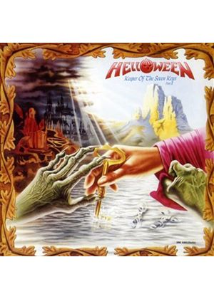 Helloween - Keeper Of The Seven Keys Part 2 (Expanded Edition) (Music CD)