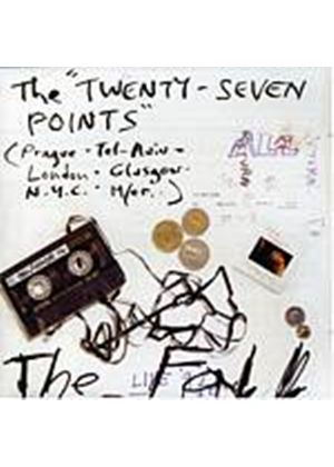 The Fall - The Twenty Seven Points (Music CD)