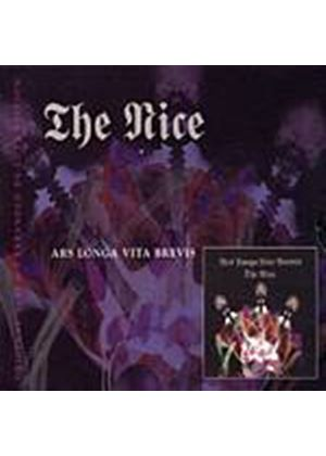 The Nice - Ars Longa Vita Brevis (Music CD)