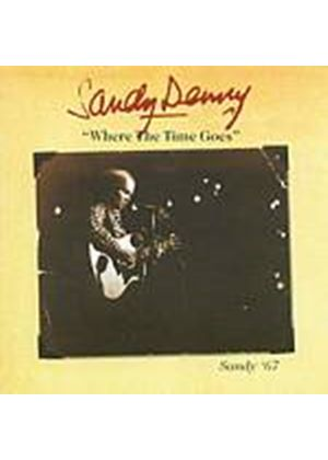 Sandy Denny - Where The Time Goes (Music CD)