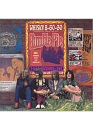 Humble Pie - Live At The Whiskey-A-Go-Go 69 (Music CD)