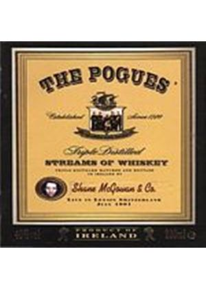 The Pogues - Streams Of Whiskey (Music CD)