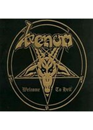 Venom - Welcome To Hell (Music CD)