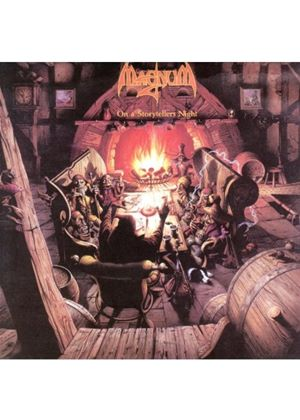 Magnum - On A Storytellers Night (Music CD)