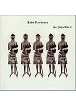 John Renbourn - Sir John A Lot (Music CD)
